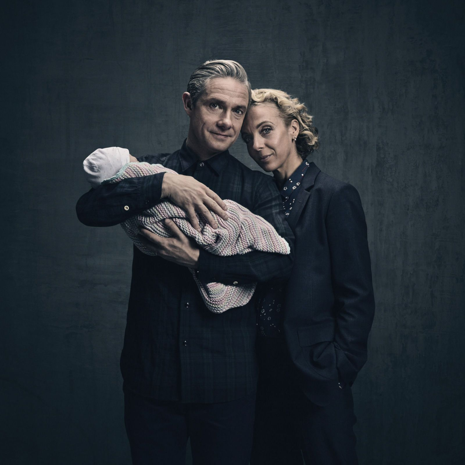Amanda Abbington explains split from Martin Freeman