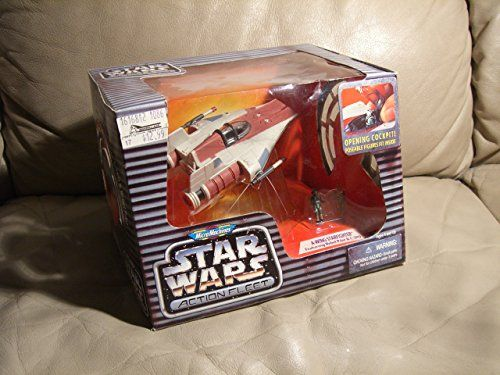 Star Wars Micro Machines Action Fleet A-Wing Fighter Micro Machines http://www.amazon.com/dp/B0017VLINY/ref=cm_sw_r_pi_dp_C-k5wb0C16WTV
