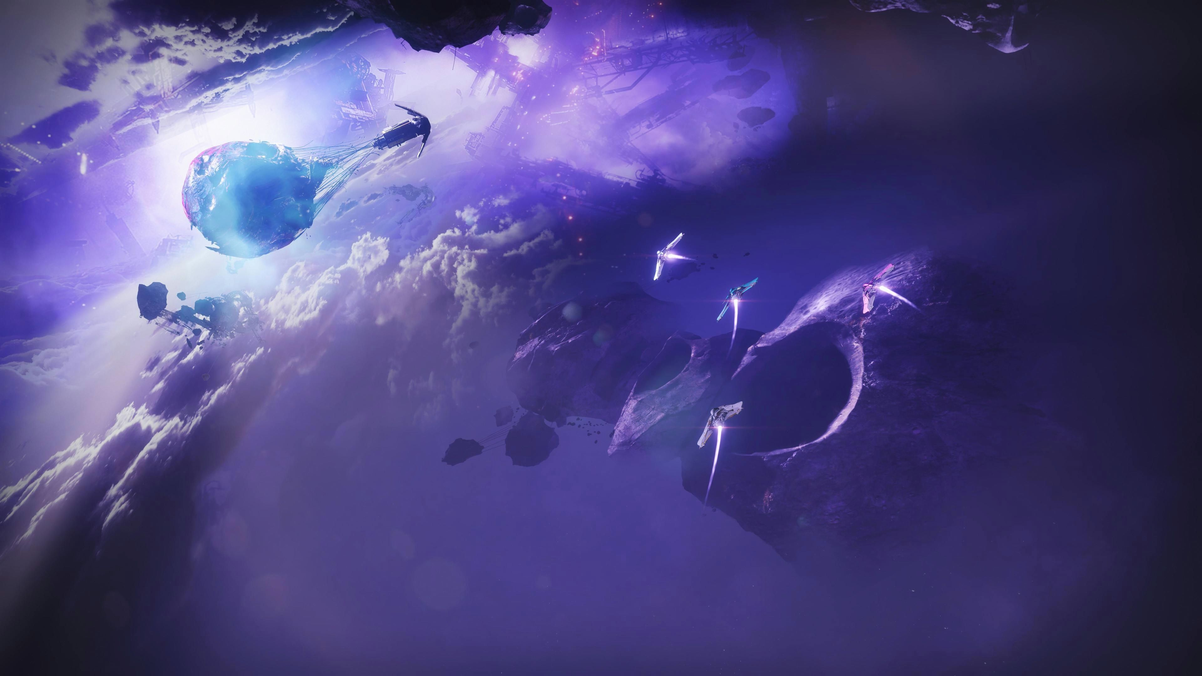 Wallpaper 4k Destiny 2 Fireteam 8k 4k Wallpapers 5k