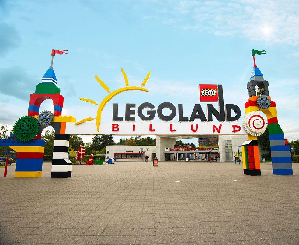 Tot 50% Korting Familieticket voor 1-2 dagen LEGOLAND ...