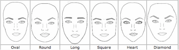 how to shape your brows using your face shape id e. Black Bedroom Furniture Sets. Home Design Ideas