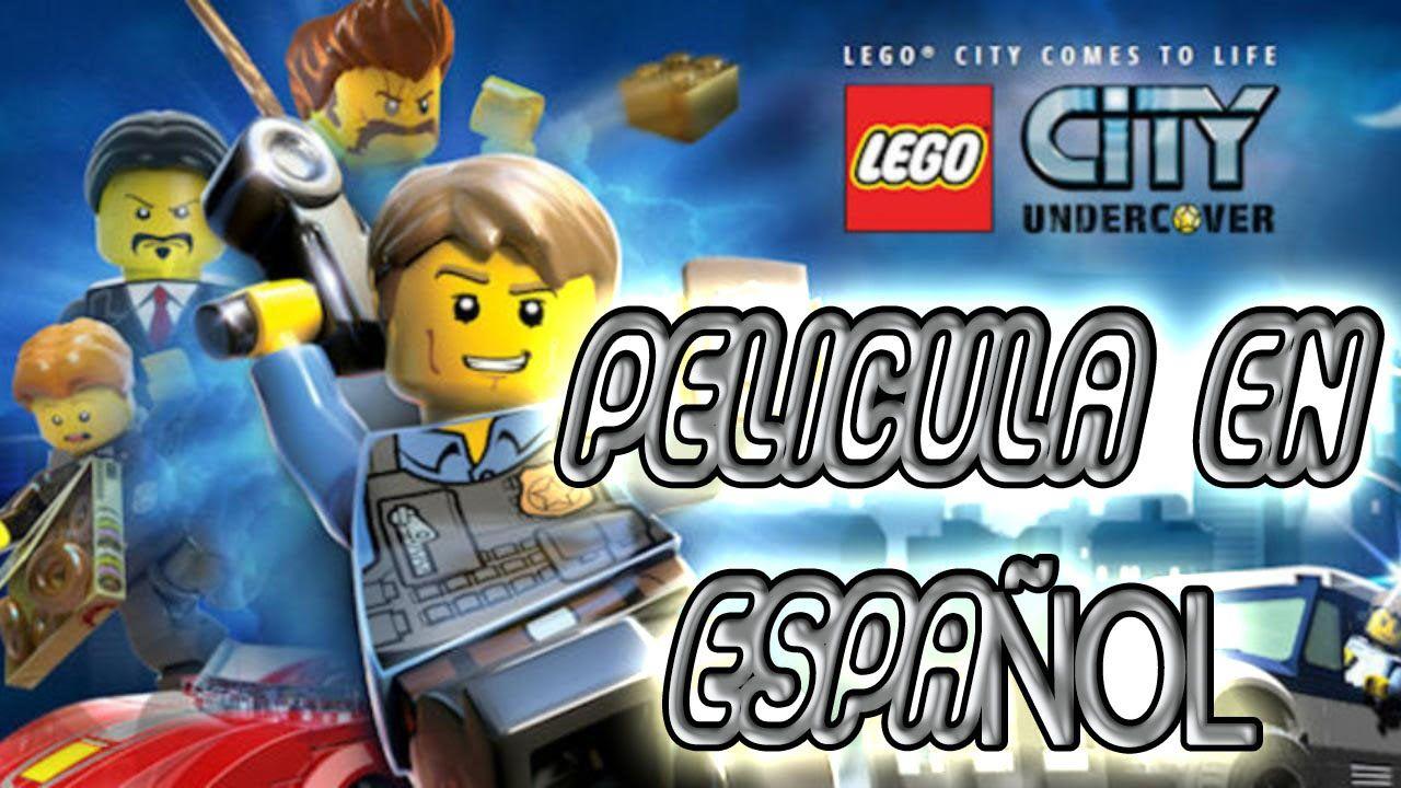 LEGO CITY UNDECOVER PELICULA COMPLETA EN ESPAÑOL