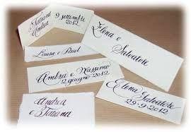 Risultati Immagini Per Biglietti Confetti Matrimonio Carta Amalfi
