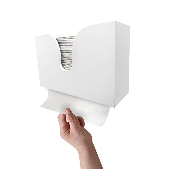 essentially yours bamboo paper towel dispenser paper on disinfectant spray wall holders id=35938