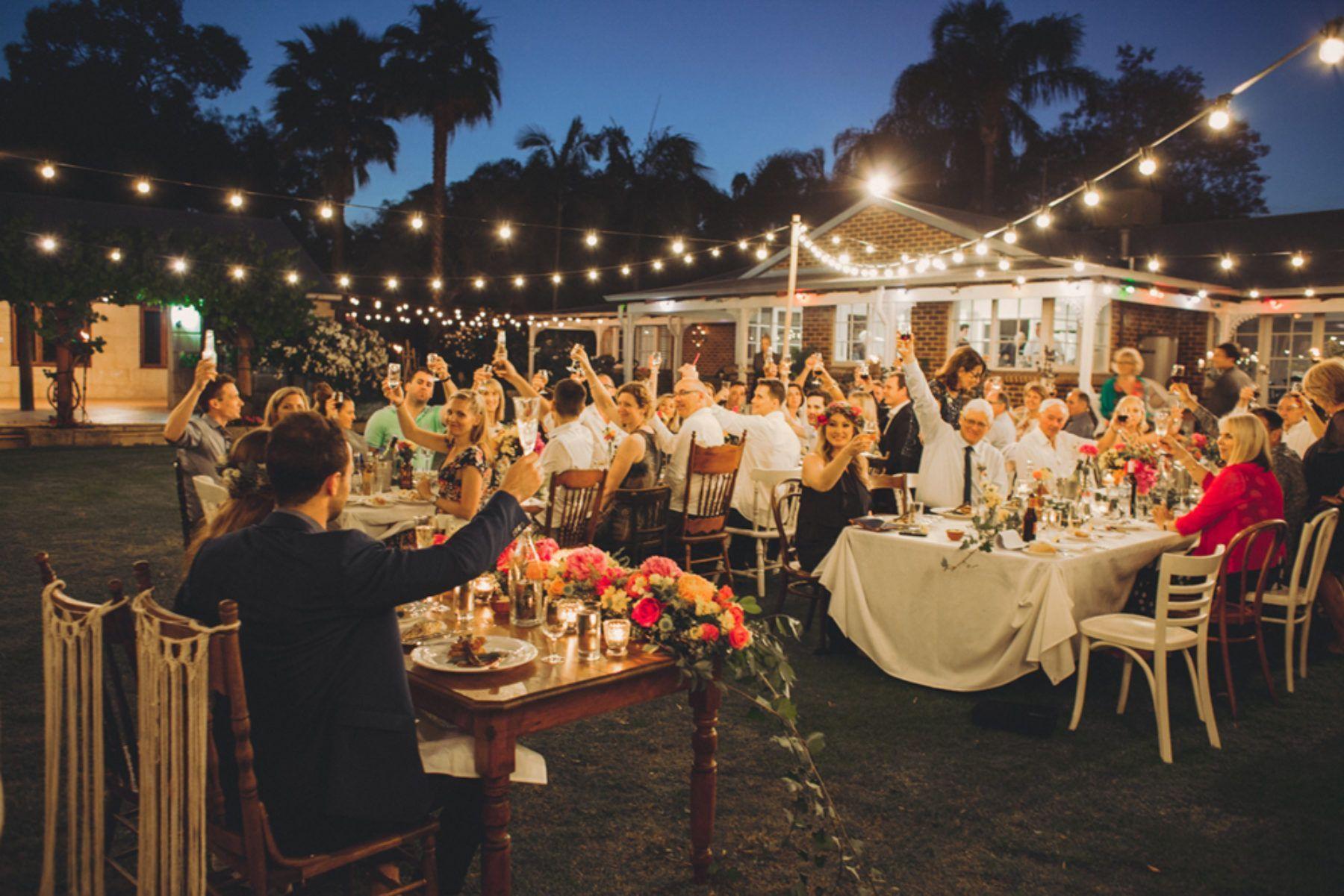 Jess & Ed's Boho Backyard Wedding - nouba.com.au - Jess ...