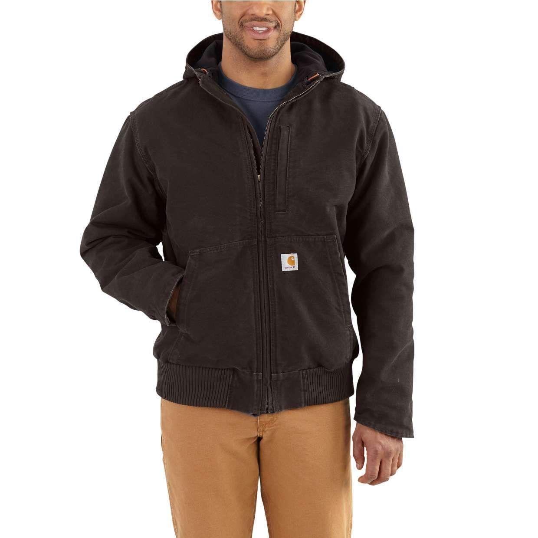 Carhartt Men S Full Swing Armstrong Active Jacket 102360 Dark Brown Active Jacket Carhartt Jacket Womens Active Jacket [ 1240 x 1240 Pixel ]