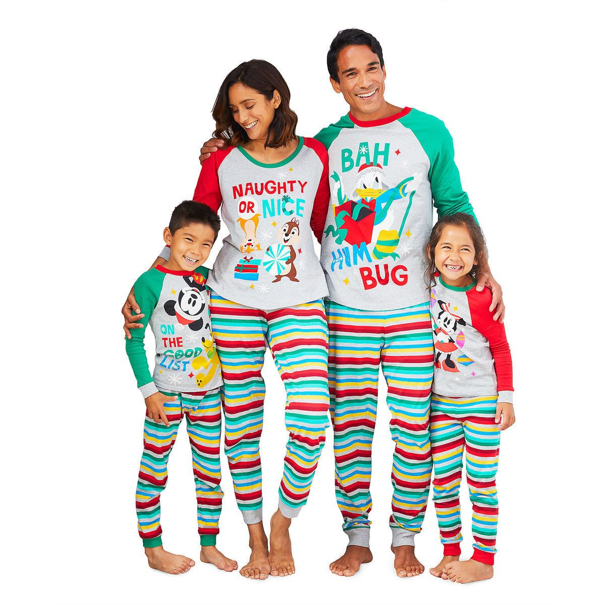 13 PhotoWorthy Matching Disney Pajamas for Christmas 2020
