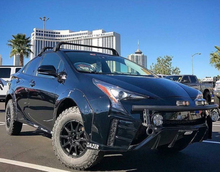 Off Road Toyota Prius Expedition And Adventure Places