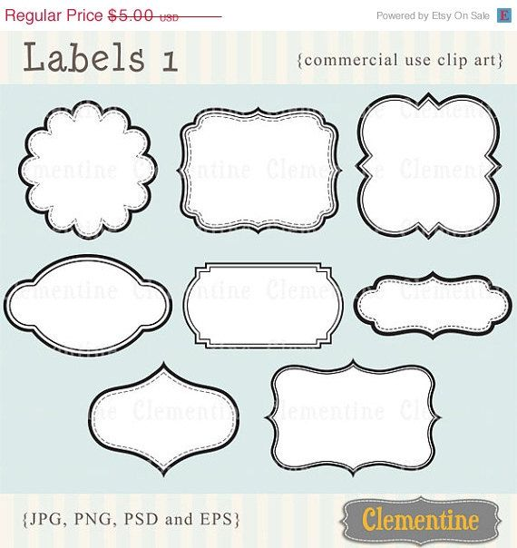 templates for scrapbooking to print - clipping frames digital scrapbooking pinterest