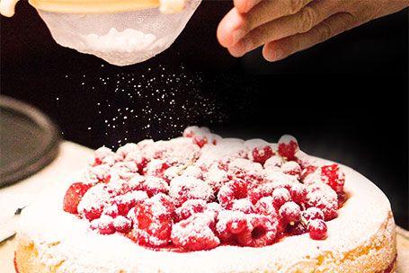 Photo of Torta ai frutti di bosco, ricetta dello spot TV Vallé – Vallé Ita