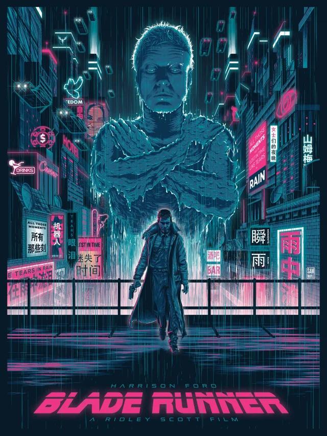 Blade Runner 1982 1500 X 2000 Movieposterporn Blade Runner Art Blade Runner Poster Blade Runner Wallpaper