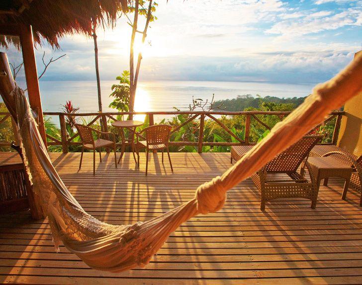 Costa Rica S Breathtaking Lapa Rios Eco Resort Is Powered By Pig Waste Eco Lodge Costa Rica Visit Costa Rica Costa Rica Honeymoon
