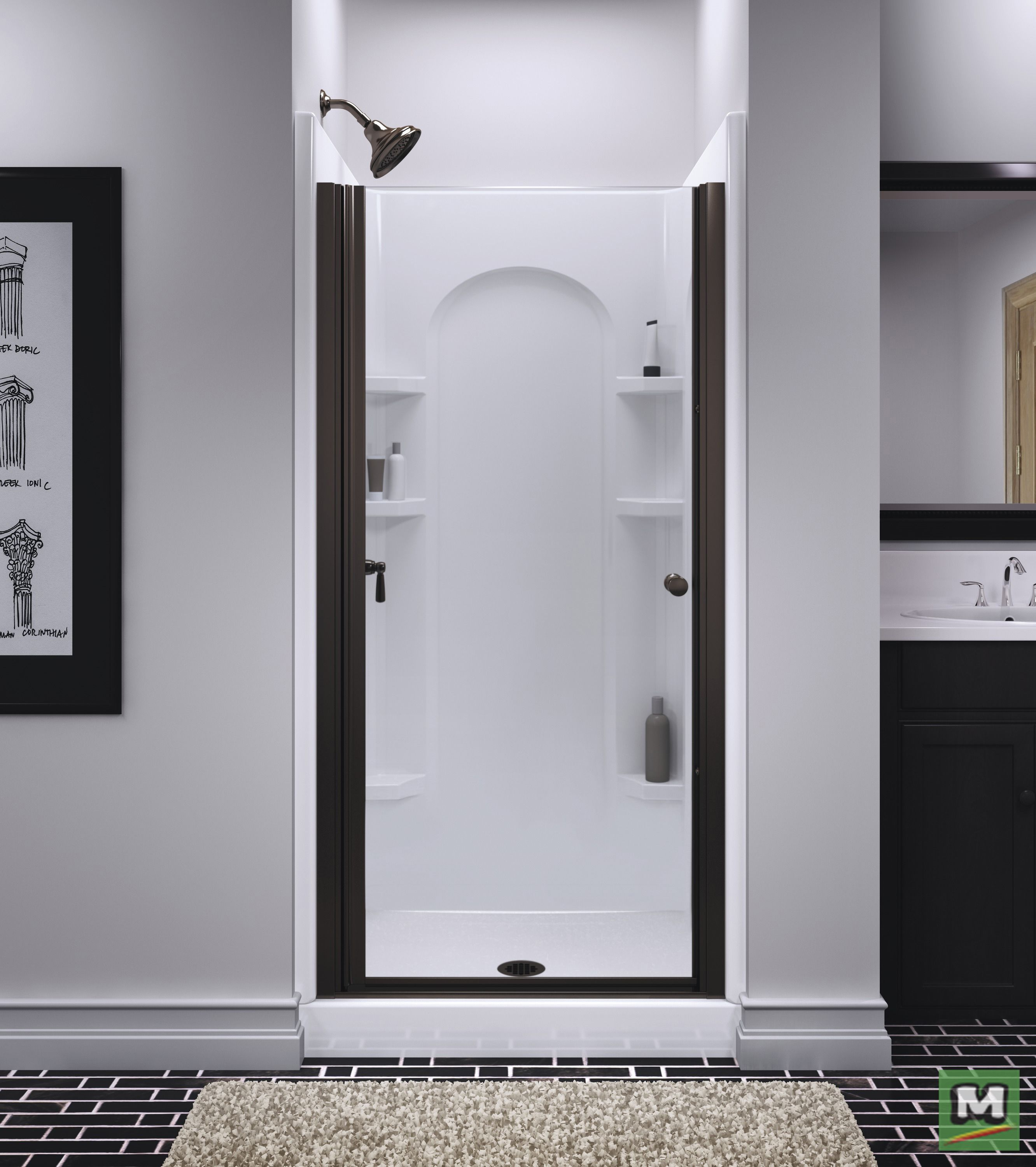 Breathe New Life Into Your Bathroom With A Sterling Ensemble 36