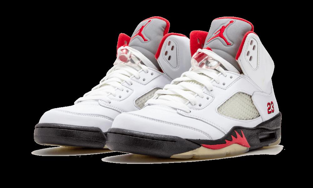 Air Jordan 5 Fire Red CDP 136027-163 - Sneaker Bar Detroit ... a4f1ee3c417a