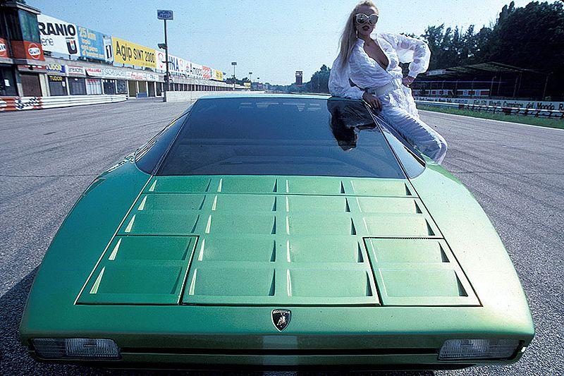 1974 Bertone Lamborghini P114 Bravo