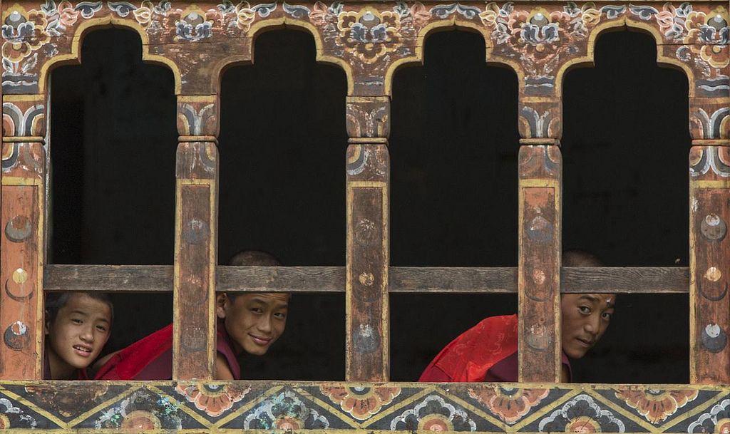 Volti   Bhutan
