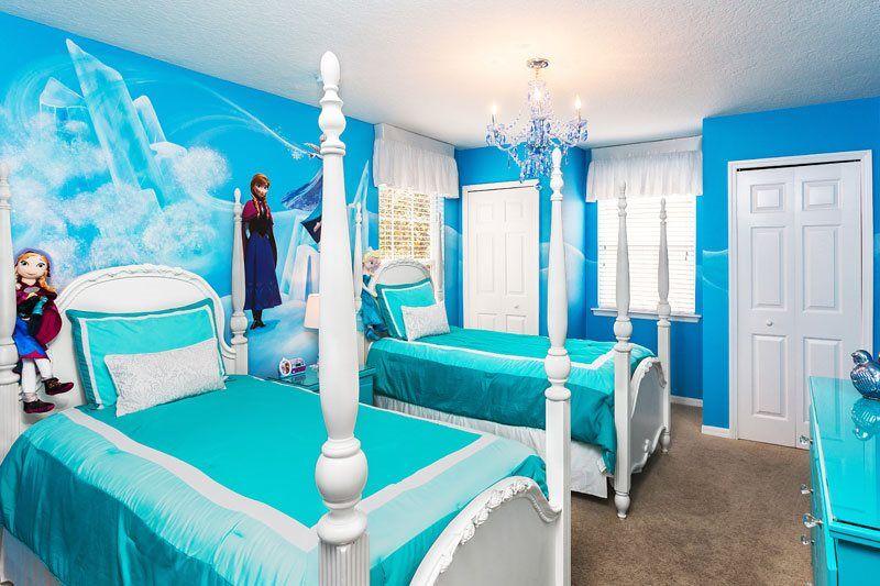 Elsa And Anna Bedroom Ideas Design Corral