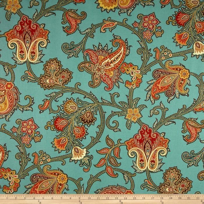 Waverly Coordinating Fabrics | Waverly Tennyson Harvest