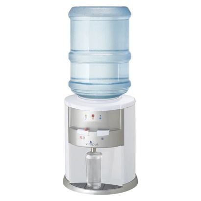 Vitapur Hot And Cold Countertop Water Cooler 45 Vwd2636w 45 2