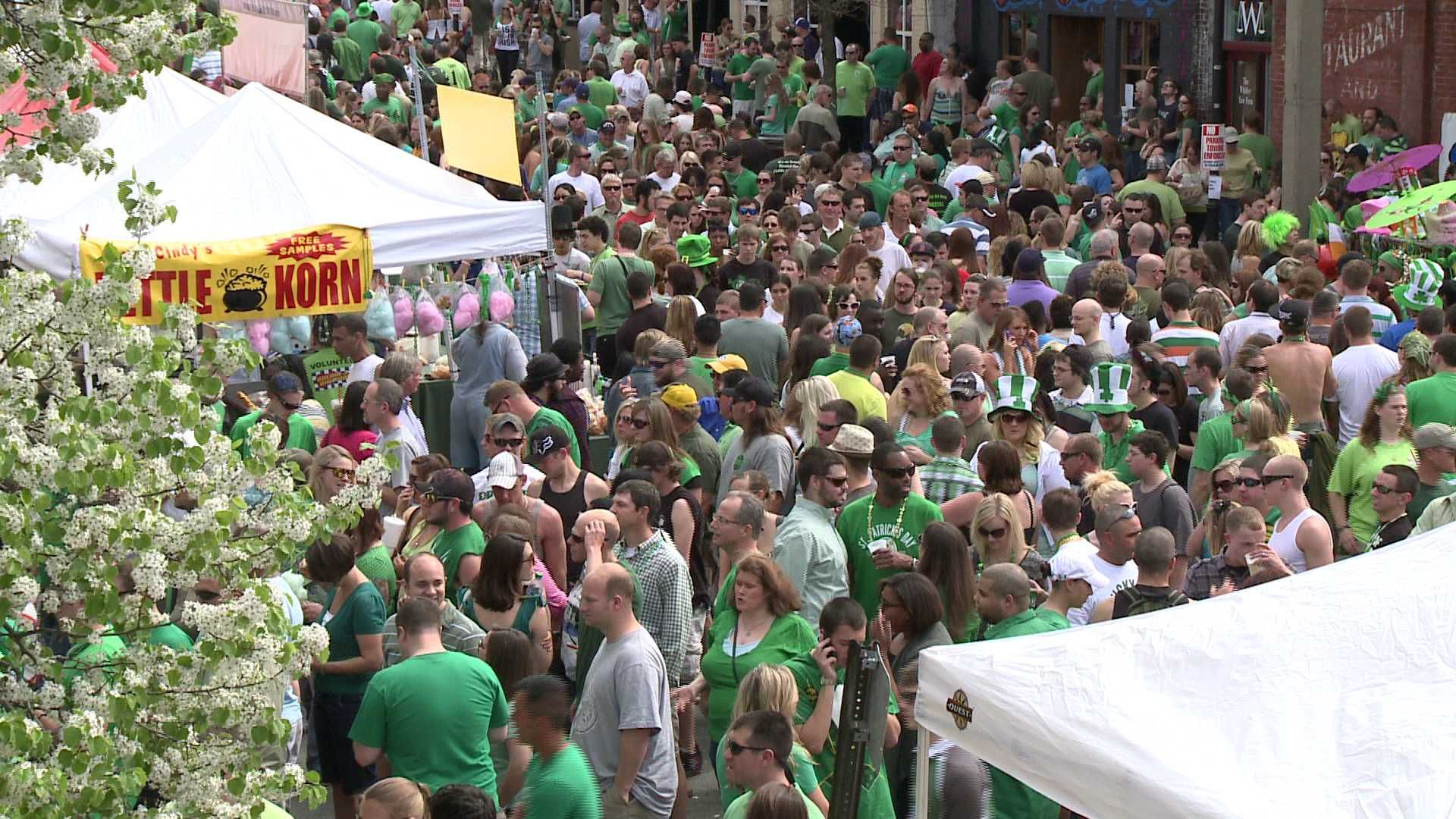 Shamrock the Block relocation will bring thousands to Boulevard