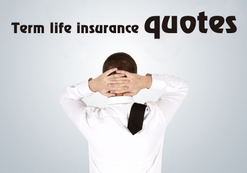 Term Life Insurance, Term Life Insurance Quotes   U003e  Http://lifeinsurancequotes