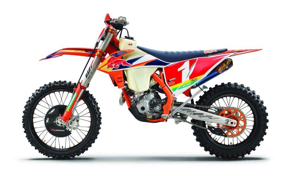 2021 Ktm 350 Xc F Kailub Russell Special Edition Dirt Bike Magazine Motorcross Bike Dirt Bike Magazine Ktm