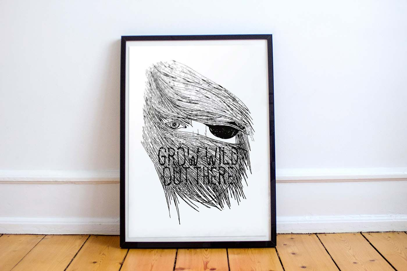 Poster design mockup - Enjoy A Set Of 2 Free Poster Frame Psd Mockups And Their Realistic Design Have