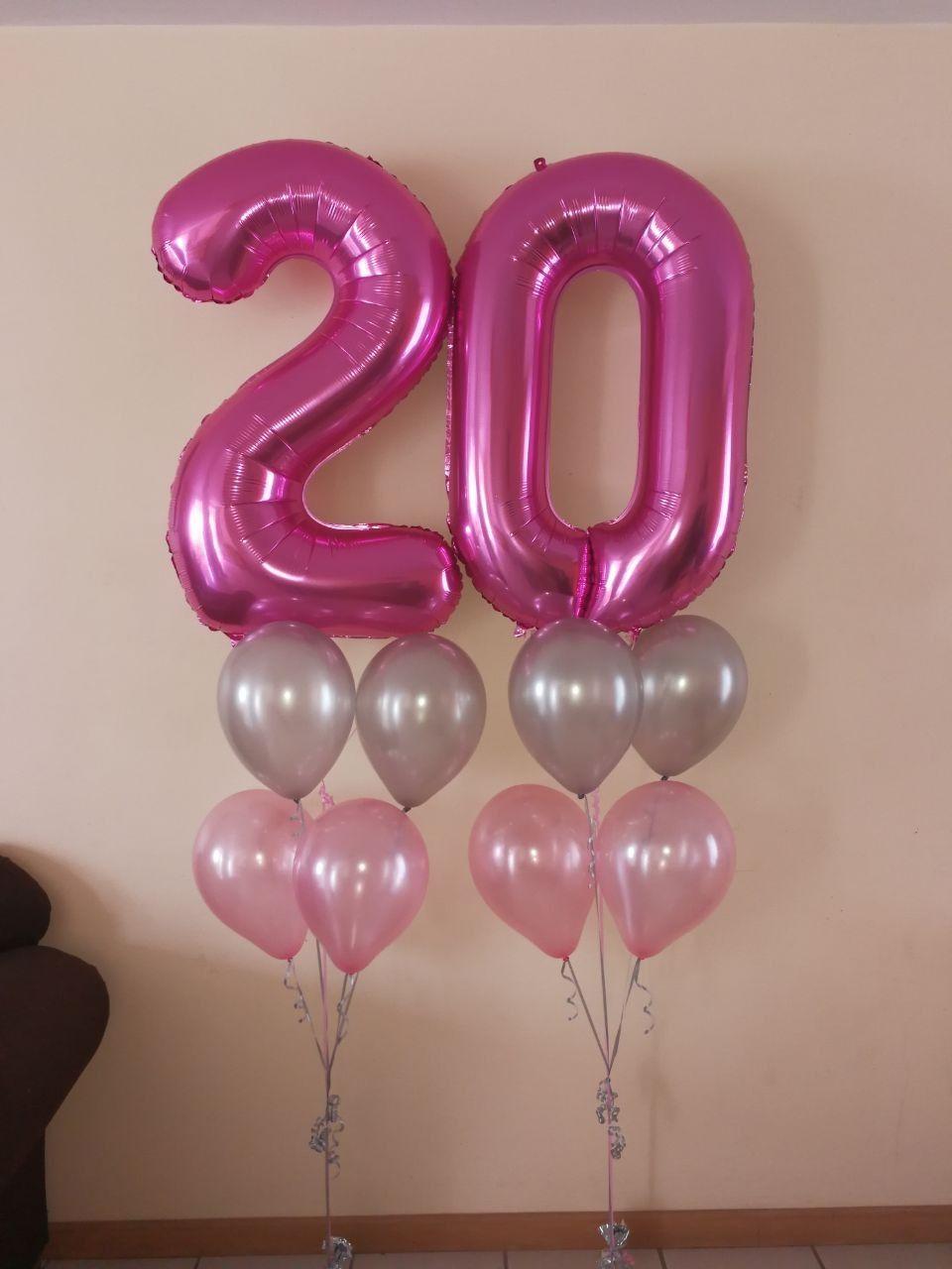Number Balloons Happy Birthday Congratulations Brithday Urari La