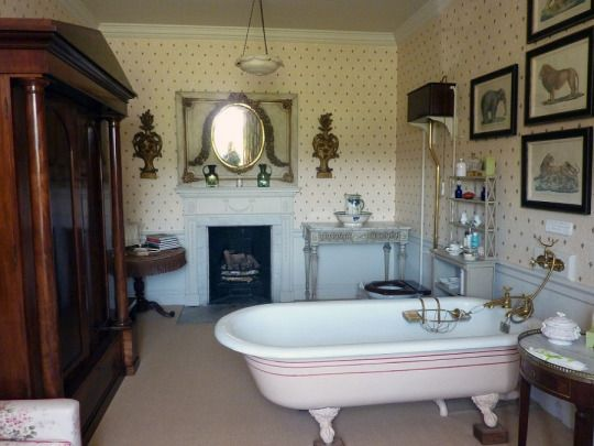 fetching english bath | style: english country | pinterest, Hause ideen