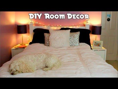 Simple Diy Room Decor Room Decor Diy Room Decor Affordable Rooms