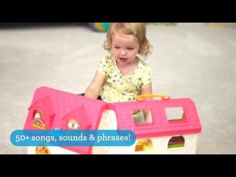 Fisher Price Little People Surprise & Sounds