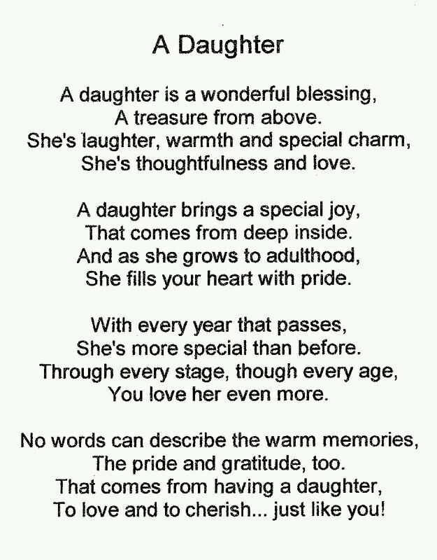 Daugter Well Said Daughter Quotes My Daughter Quotes Daughter