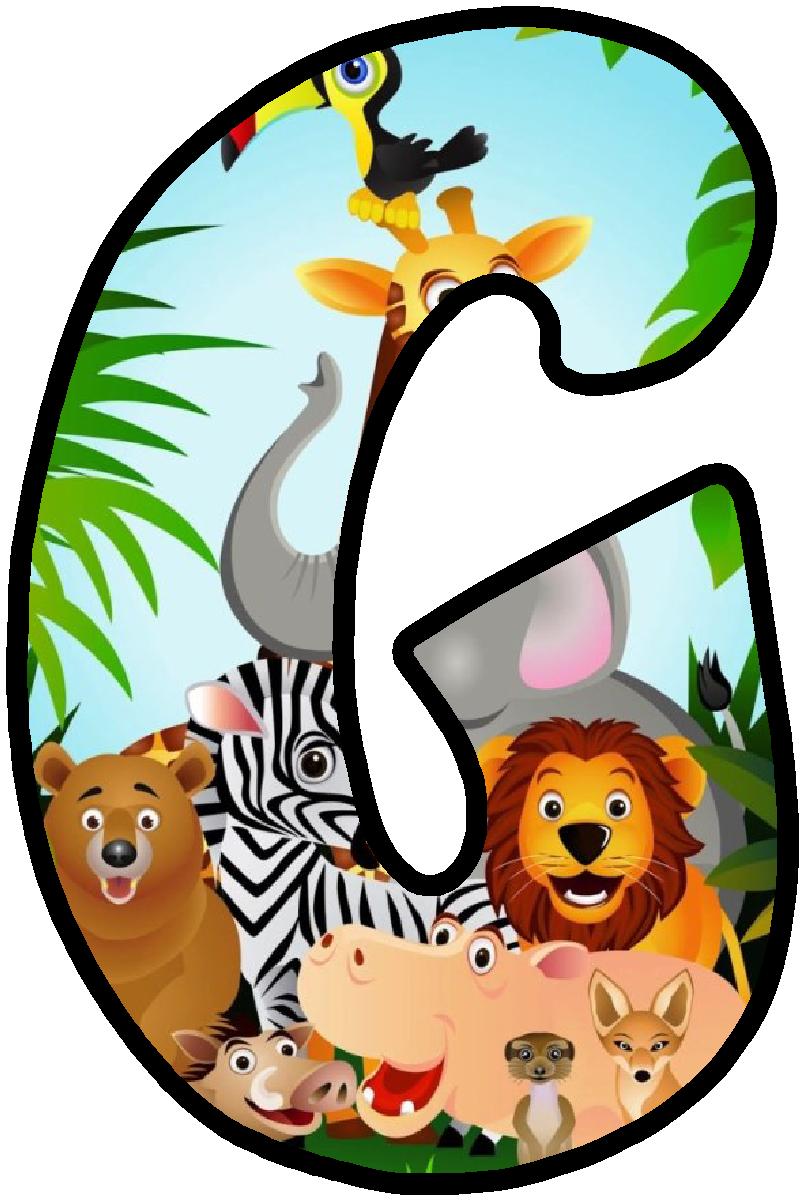 Pin de Beatriz N en Letras   Pinterest   Letras, Abecedario y Selvas