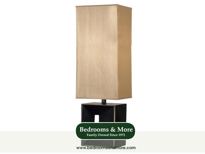 The Focal Point Of The Niche Table Lamp By Kenroy Home Is