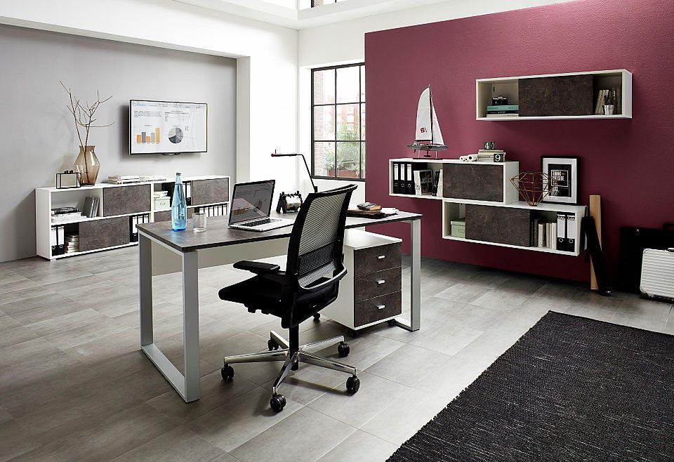GERMANIA Büromöbel-Set »Altino« (7-tlg.) Jetzt bestellen unter ...