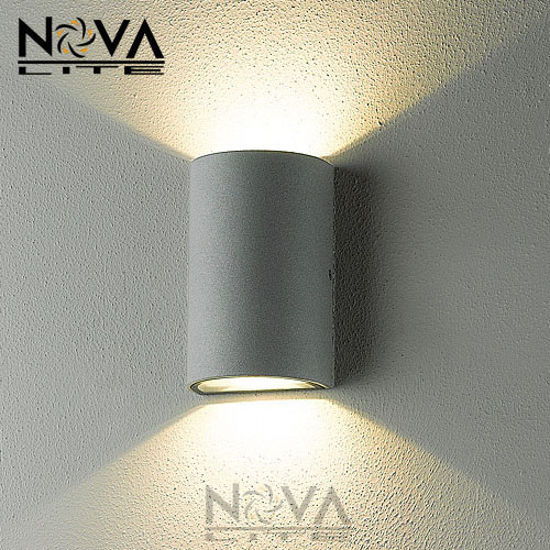 Up Down Contemporary Outdoor Wall Lamp Bridgelux 10w Cob Led Wall