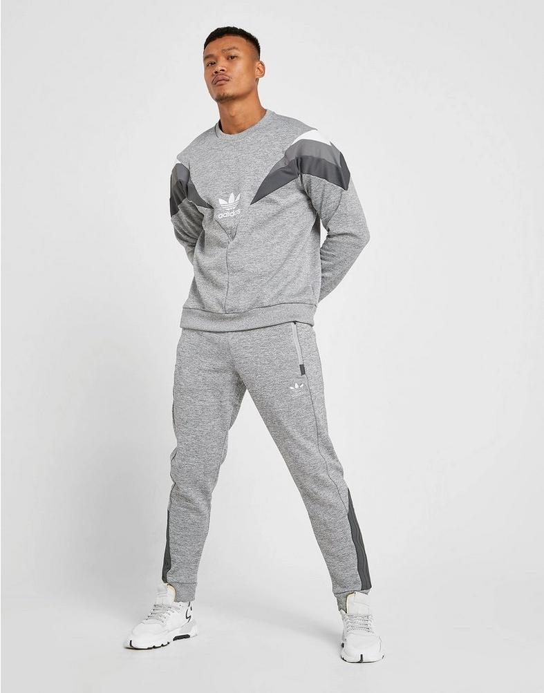 adidas Originals Street Track Pants Grey adidas, Jd