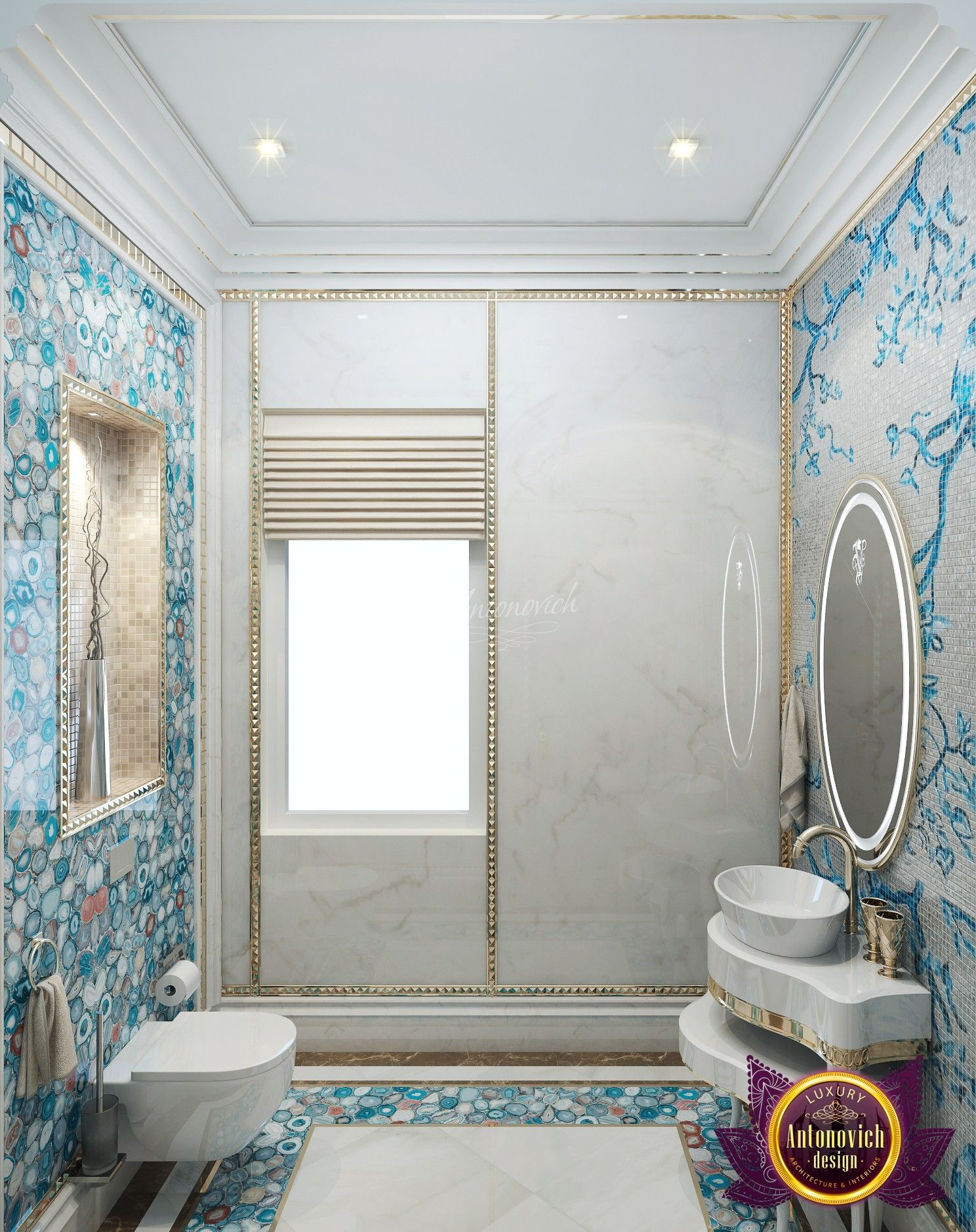 Unusual bathroom design | What We Like From You Guys! | Pinterest ...