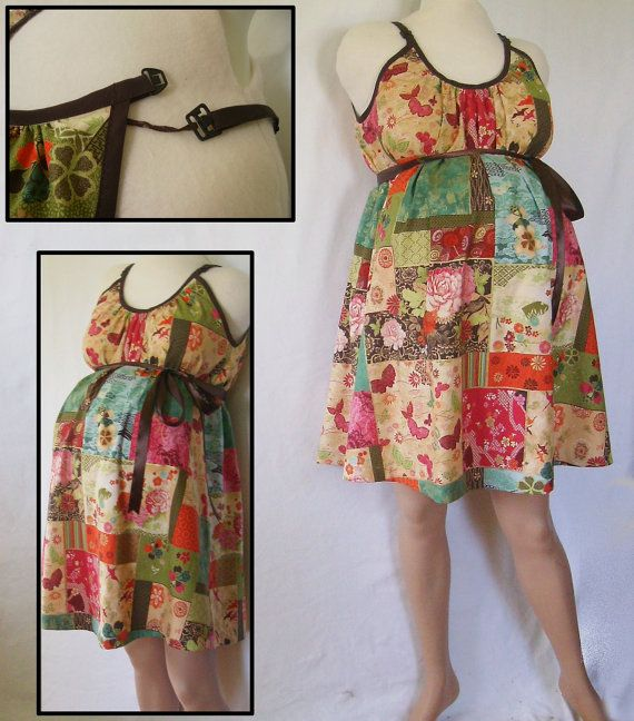 Maternity Hospital Gown delivery nursing gown by MilkThreads, $52.00 ...