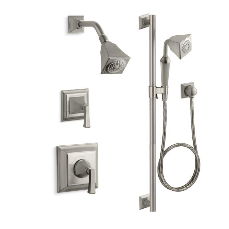 Kohler K Memoirs Rt11 4v Shower Systems Shower Heads Shower Faucet