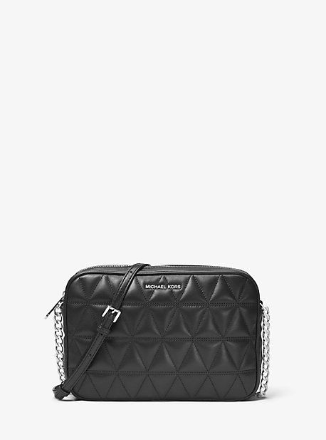 713ac43cf2bb Jet Set Travel Quilted-Leather Crossbody