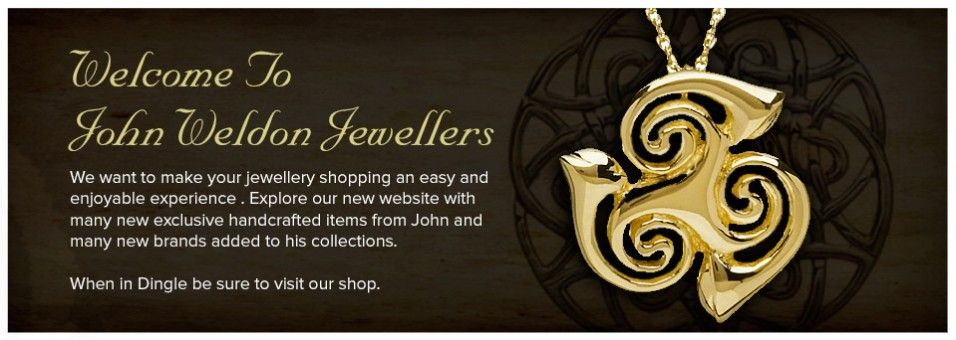 Celtic Jewellery|John Weldon - Green Street, Dingle