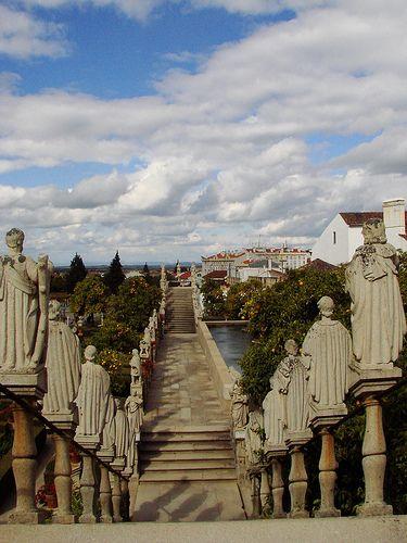 Castelo Branco - Jardim Episcopal, Portugal!