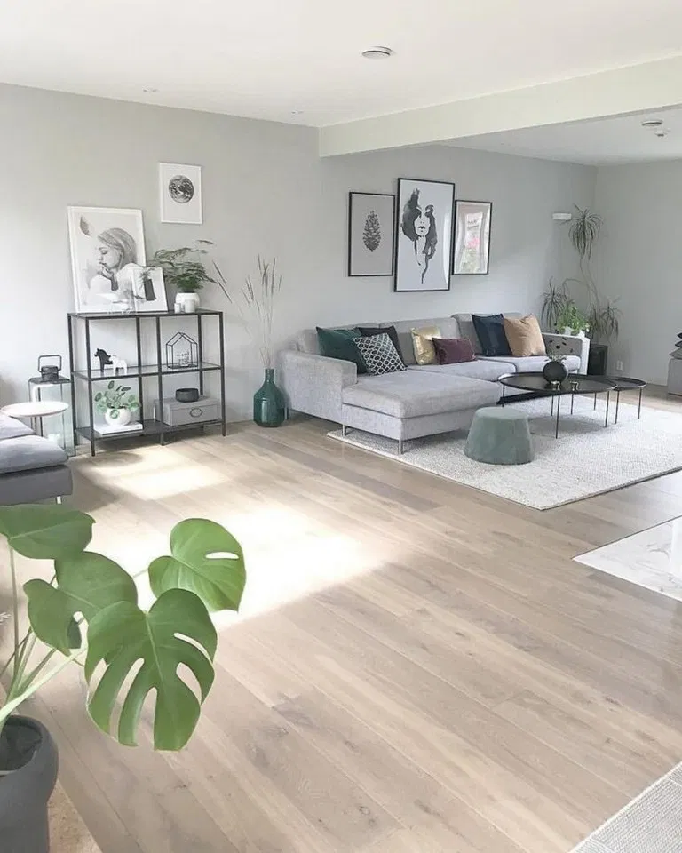 25 Inspiring Living Room Progress 2020 To Try Now In 2020 Wooden Floors Living Room Living Room Decor Apartment Living Room Interior