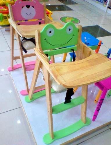Silla De Bebé Para Comer En Madera Buen Acabado Nueva Sillas De Bebés Para Comer A Vef 2000 En Pre Silla De Comer Bebe Silla Para Bebé Muebles Para Niños