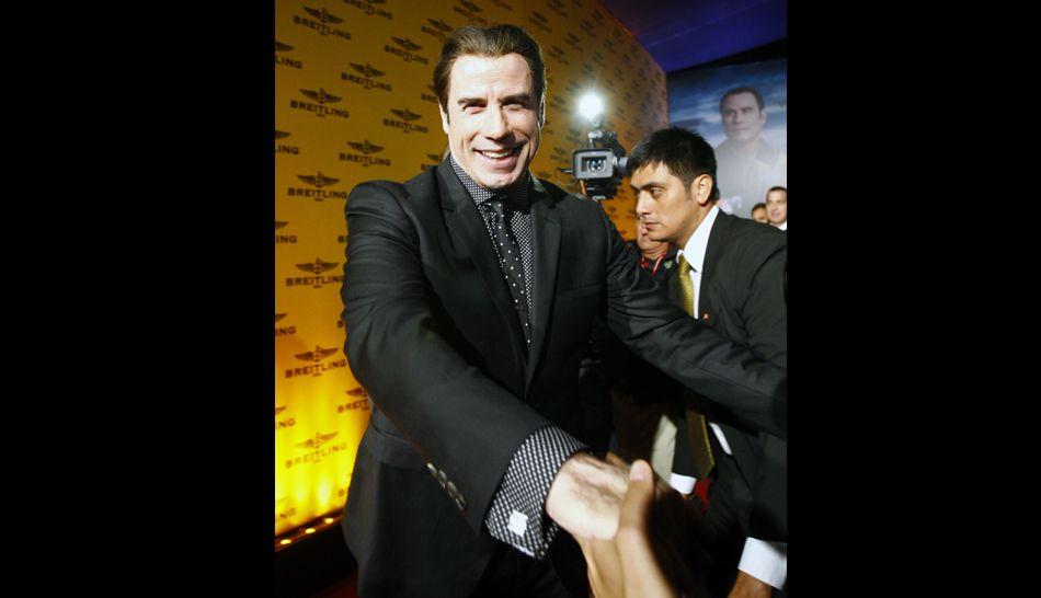 John Travolta, una estrella de Hollywood que brilló en la noche limeña