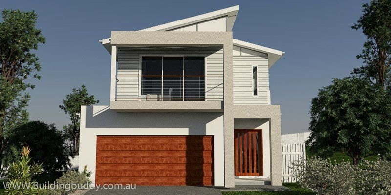 Necklace Fern - Small Lot House House Plans by http://www ...
