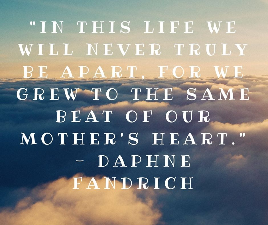 Favorite Quotes About Twins Mom on the Side Twin
