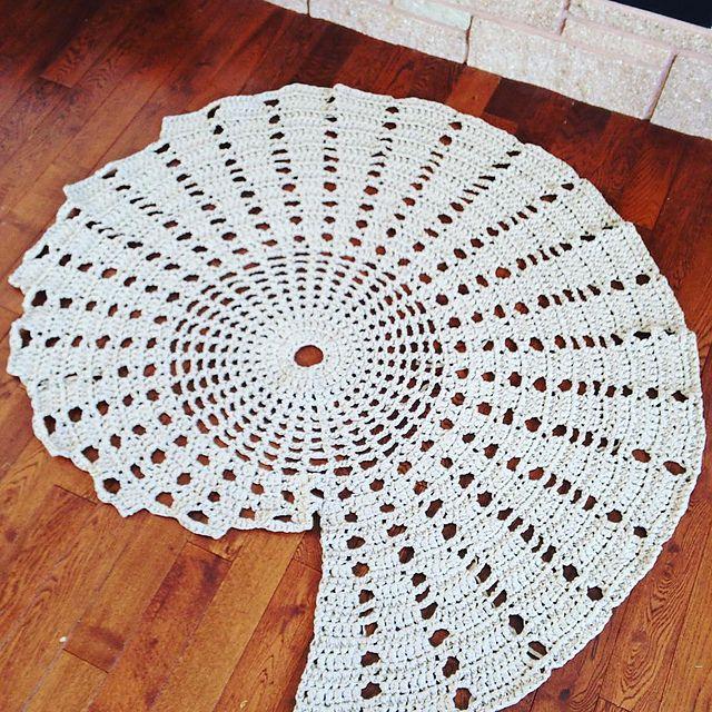 Ravelry: Seashell Carpet pattern by Magic Carpet Studio | Crochet ...