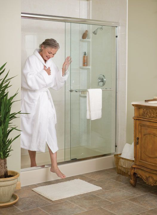 Replace Tub With Walk In Shower